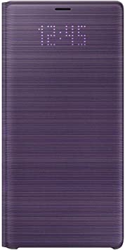 Oferta amazon: Samsung Led View - Funda para Galaxy Note 9, color lavanda púrpura (lavanda)- Version española