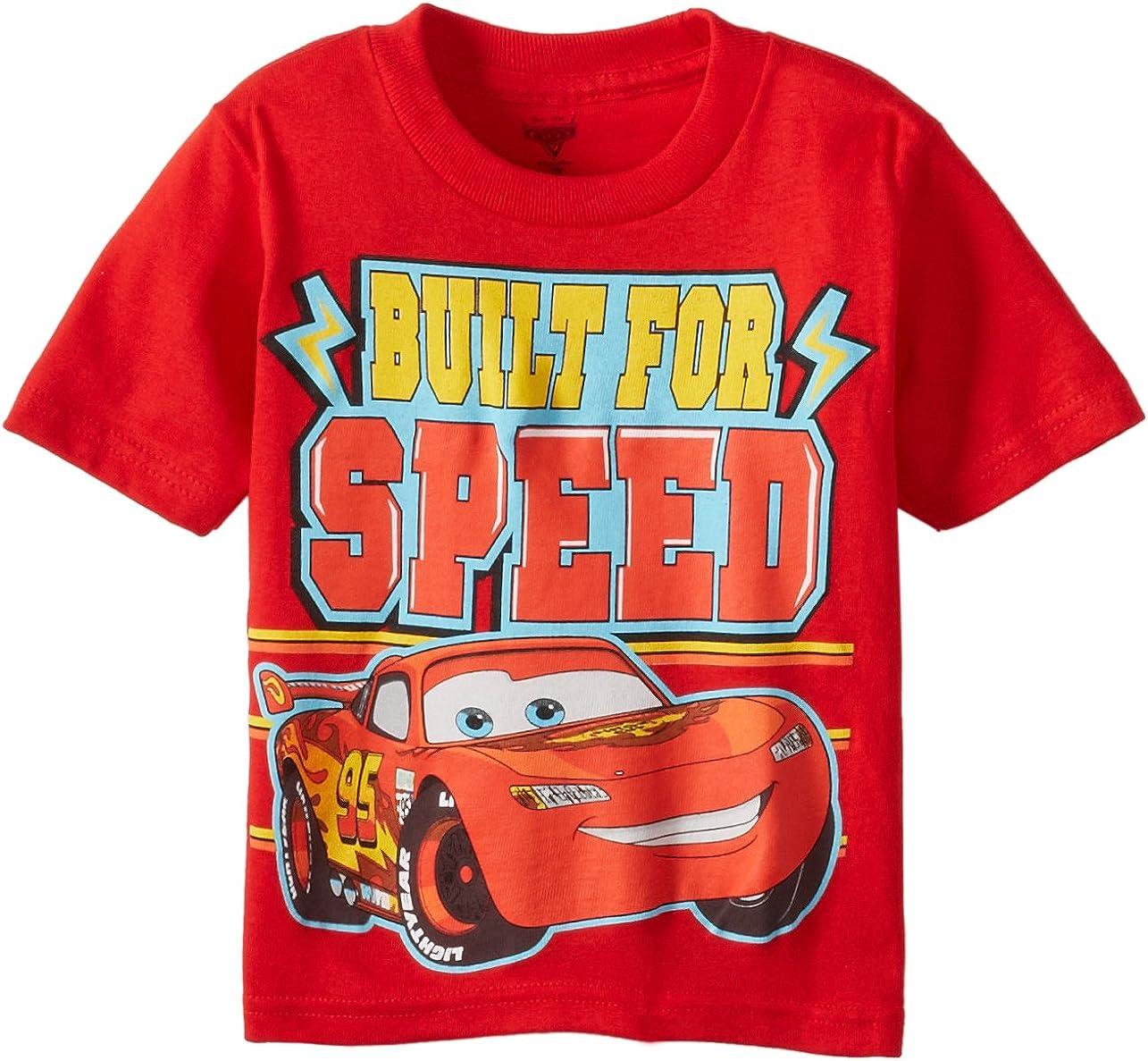 Disney Cars Boys' Built For Speed