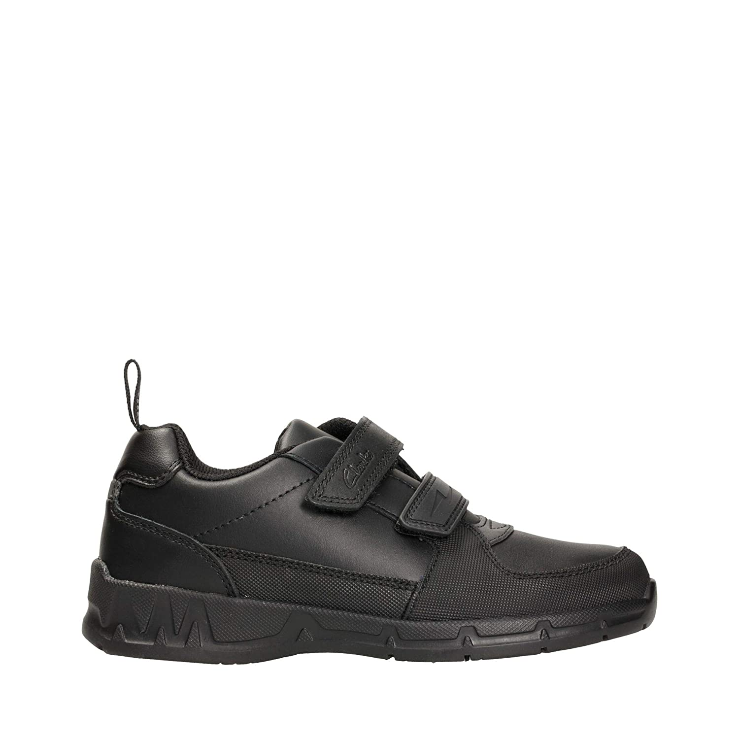 61177943 Clarks Maris Fire Infant Leather Shoes in Black Narrow Fit Size 11:  Amazon.co.uk: Shoes & Bags