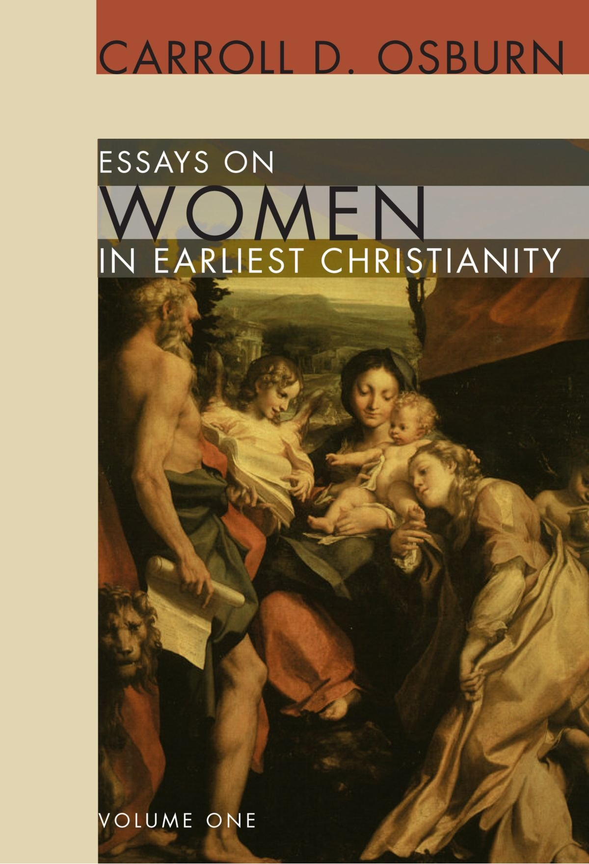 essays on women in earliest christianity volume 1 carroll d essays on women in earliest christianity volume 1 carroll d osburn 9781556355400 amazon com books