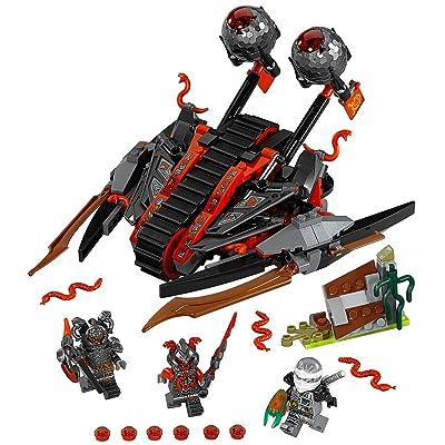 LEGO NINJAGO Vermillion Invader 70624 Fun Toy: Toys & Games