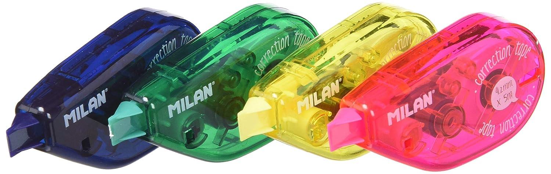Milan Pocket Pack de 40 cintas correctoras