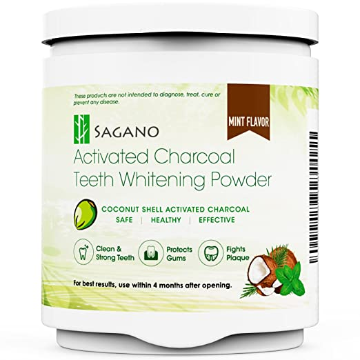 Sagano Teeth Whitening Activat...