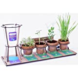 Funvention Garden Drip Irrigation Kit - DIY Science Educational Toy - Grow, Explore and Learn