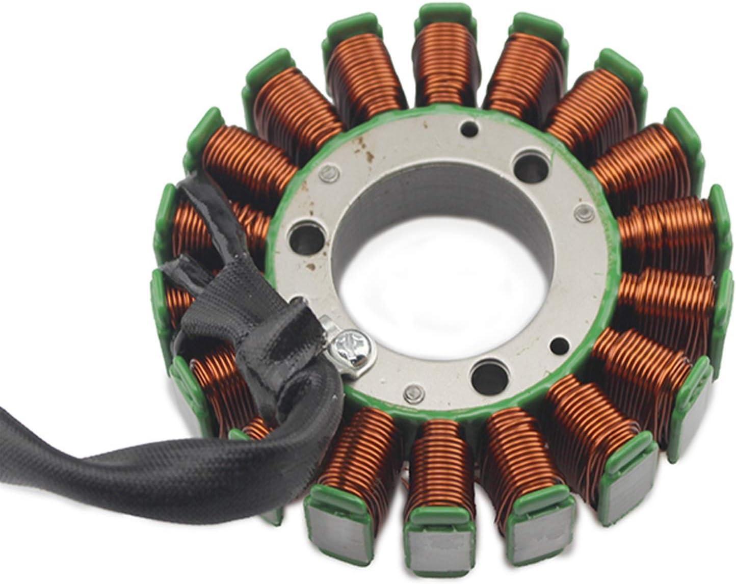 Generador de Motocicletas Magneto Stator Bobina MAGECIO Magneto GENERADOR STORETOR Boil para Suzuki GS250T GS300L GS400X GS425 GS450E GS450S GS500E GS550L GS650E GS650G GS750