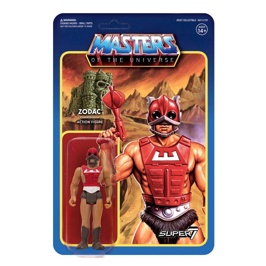 MASTERS OF THE UNIVERSE Adult Collectible Actionfigur ZODAC: Cosmic Enforcer
