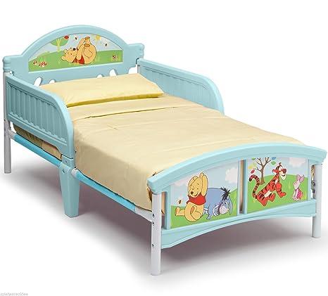 Kinderbett Puuh Bär 140x70 cm Kindermöbel Möbel Disney Winnie Pooh ...
