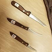 Amazon.com: Fruit & Vegetable Carving Knives, Set A ...