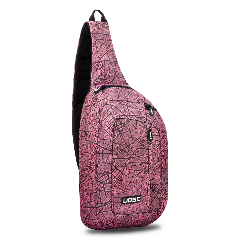 UOSC Sling Shoulder Bag Chest Backpack Unbalance Crossbody Bag Travel Daypack for Hiking Cycling Men Women Girl Boy Suppet