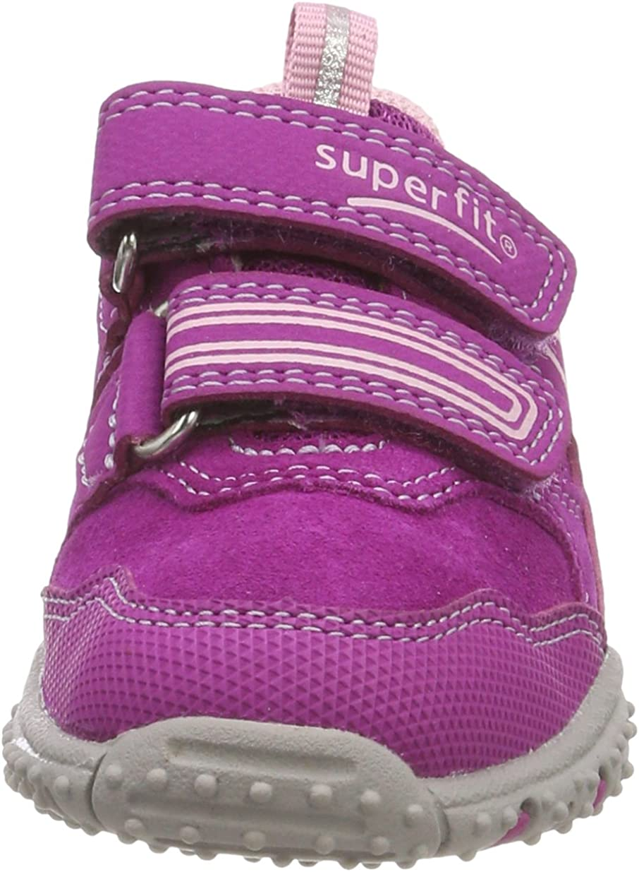 Superfit Baby M/ädchen Sport4 Mini Sneaker
