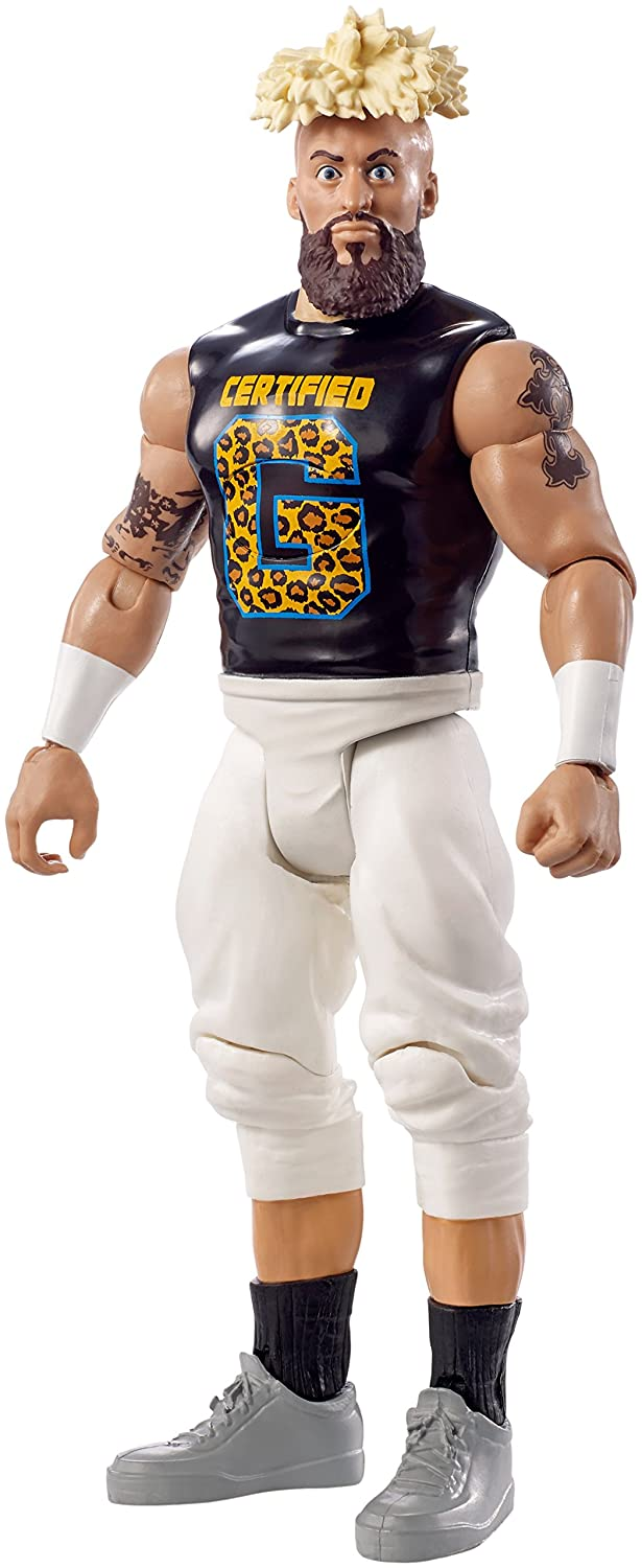 9914aab05839a Amazon.com: WWE Innovation Enzo Action Figure, 6