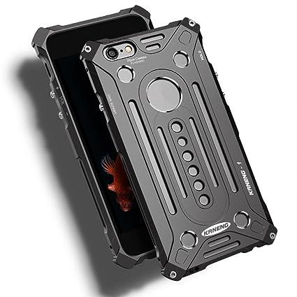 Amazon.com: kaneng Dropproof aluminio teléfono celular de ...