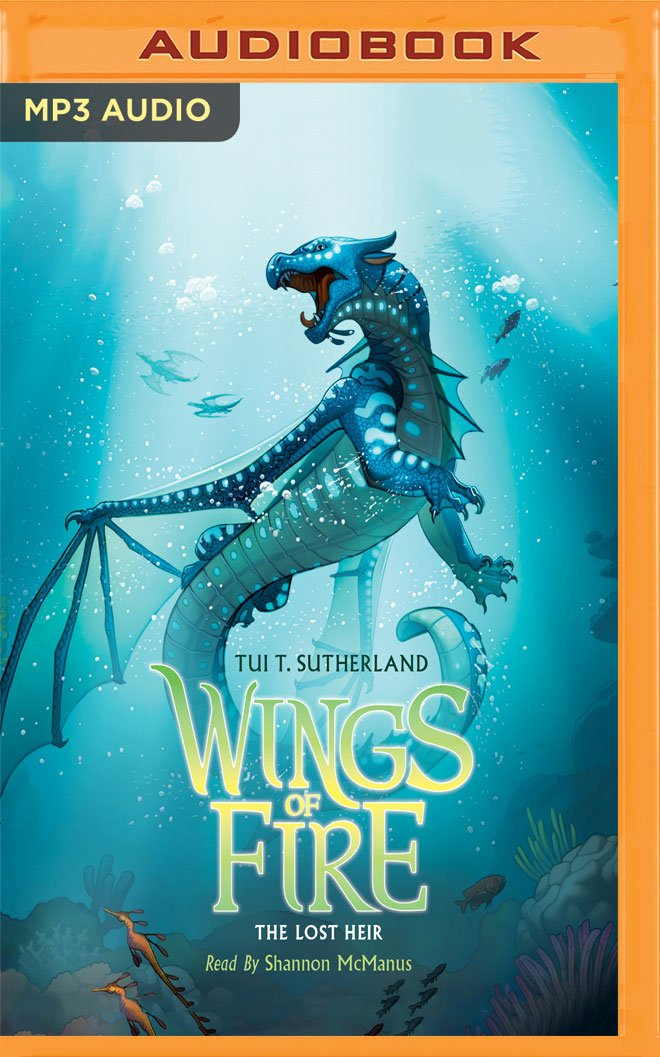 Download The Lost Heir (Wings of Fire) pdf