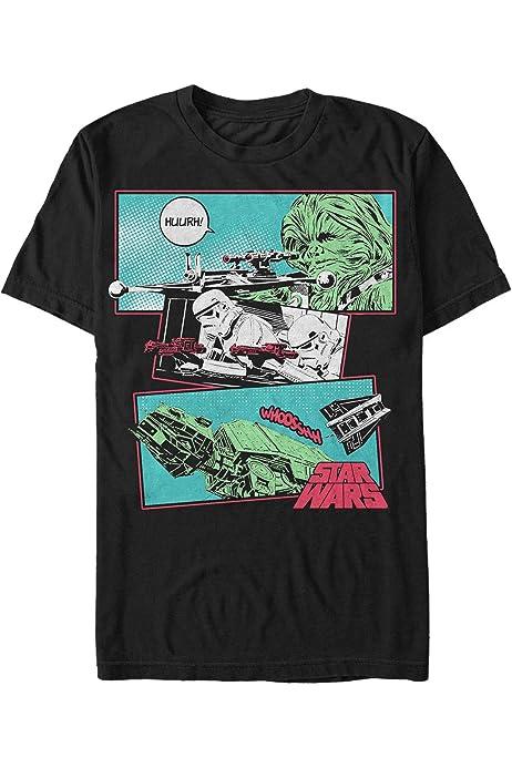 Star Wars Stormtrooper montaje para hombre T-Shirt