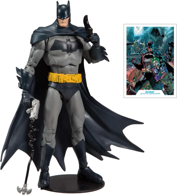 McFarlane Toys DC Multi-univers de BATMAN qui rit Action Figure