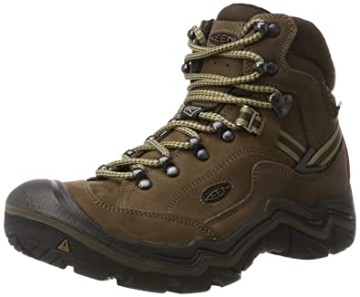 Keen Damen Galleo Mid WP Trekking-& Wanderstiefel, Braun (Cascade/Desert Cascade/Desert), 41 EU