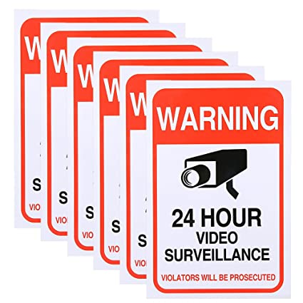 SABRE® Security System Yard Sign & Security Decals