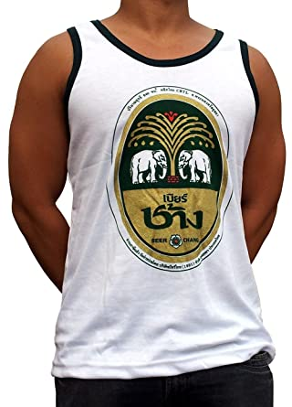 CHANG Beer, Shirt (Tank Top / Singlet), Größe S