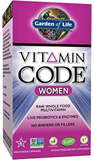 Amazoncom Garden of Life Multivitamin for Men Vitamin Code