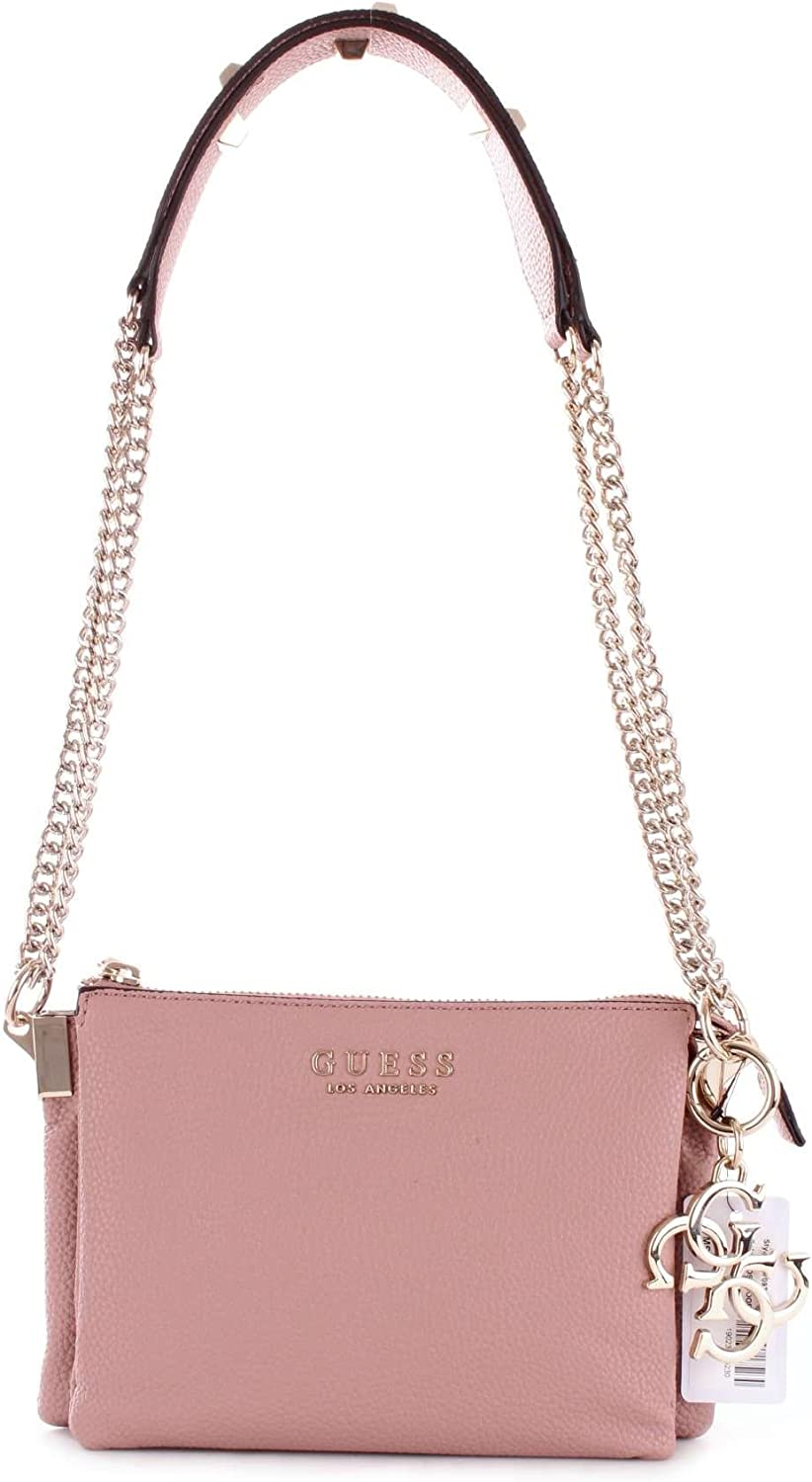 Guess Sac bandoulière femme Brooklyn (hwvg70 97140) taille 17 cm