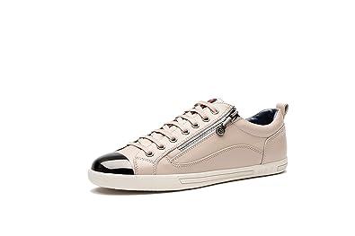 Nouvelle 2018 Noir de Homme Chaussures OPP 45EU Blanc Ville Mode qYwUx0F