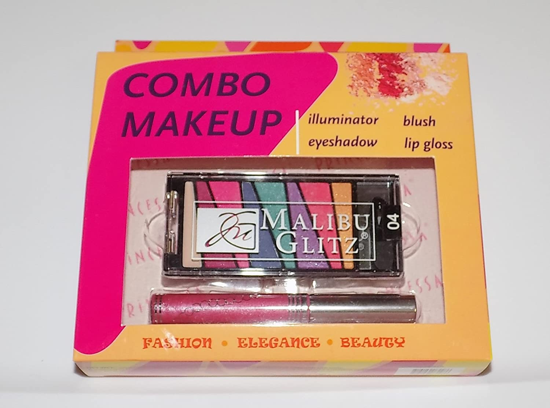 Amazon Malibu Glitz Combo Makeup Set Beauty