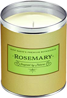 product image for Aunt Sadies 1308 Apothecary Candle, Rosemary, 4 by 3.25-inch
