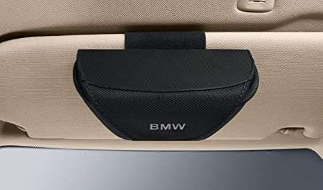 f2ea30ceb6f4 Image Unavailable. Image not available for. Color  BMW 51-16-0-422-717  Glasses Case