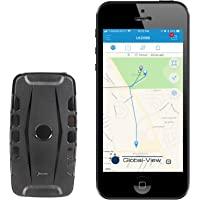 Hidden Magnetic GPS Vehicle Tracking Device with Software (Magnetic + 1 Month) - Car GPS Tracker - Amazing!