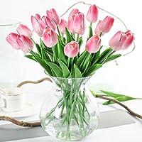 JUSTOYOU Tulipán, Toque Real, 33 cm de Largo