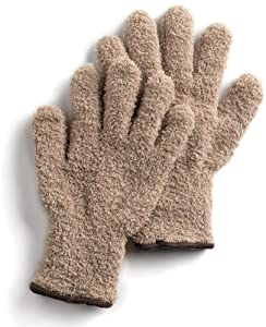 MAS18040 - CleanGreen Microfiber Cleaning and Dusting Gloves