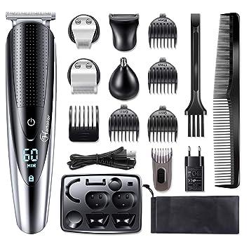 3 in 1 Profi Haarschneidemaschine Bartschneider Trimmer Rasierer Wasserdicht DE