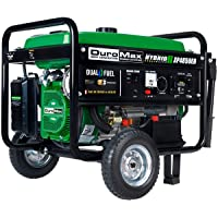 Deals on DuroMax XP4850EH Hybrid Portable Dual Fuel Gas Camping RV Generator