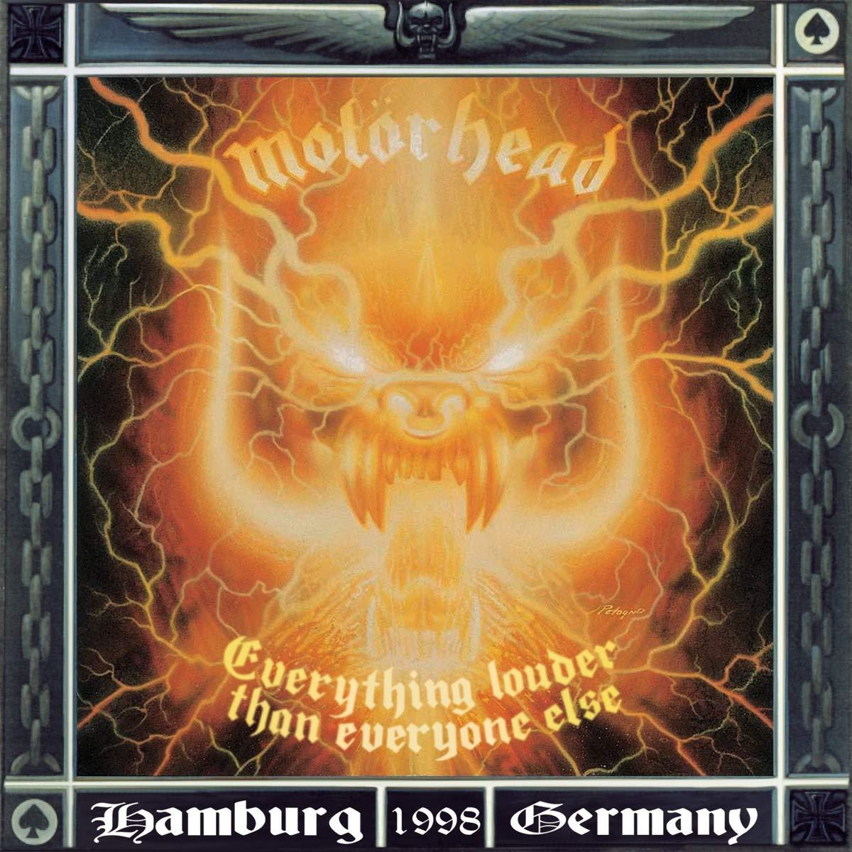 Vinilo : Motorhead - Everything Louder Than Everyone Else (LP Vinyl)