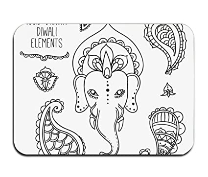 Diwali Festival Drawing Sketch Nemetas Aufgegabelt Info