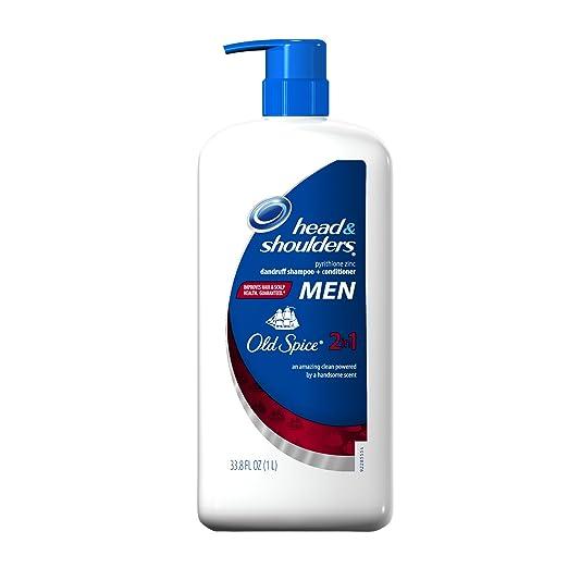 Head and Shoulders Old Spice 2-in-1 Anti-Dandruff Shampoo + Conditioner 33.8