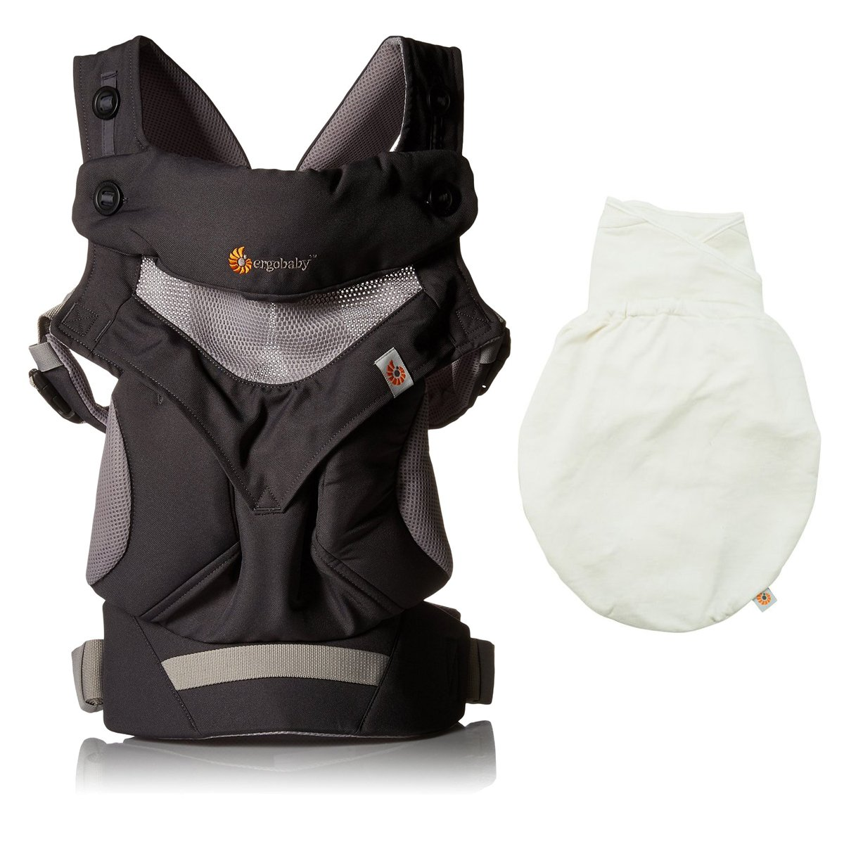 Ergobaby Four Position 360 Cool Air Mesh Baby Carrier