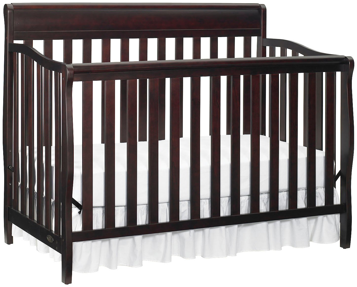 baby crib dp and cribs graco pebble amazon changer in white convertible gray ca remi