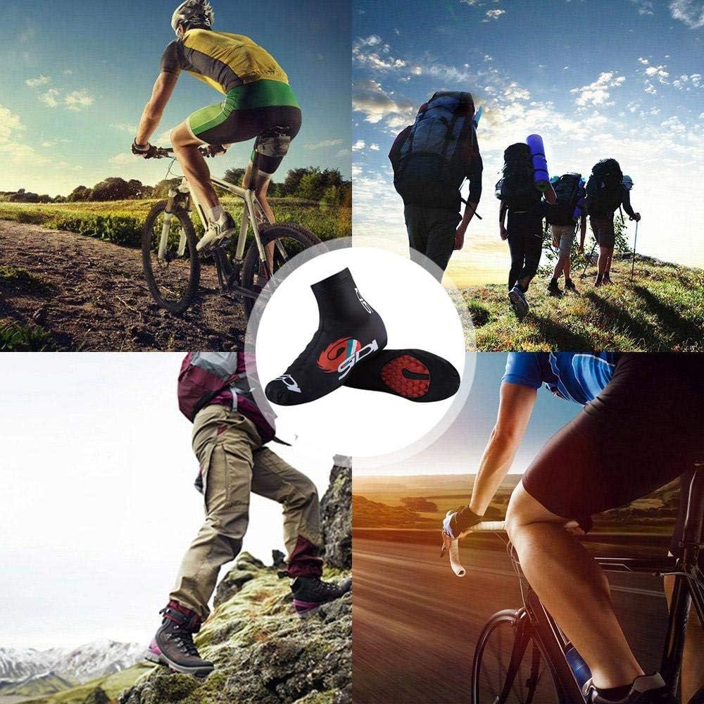 Cubre Zapatillas de Bicicleta, Ciclismo Cubierta de Zapatos, 1 par ...