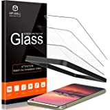 "MP-MALL [3-Pack] Screen Protector for Samsung Galaxy S10e 5.8"" Tempered Glass [Easy Installation Frame] (Not for Samsung…"