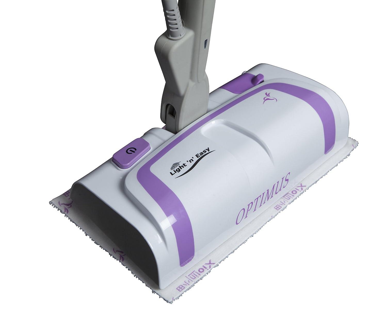 Light \'n\' Easy UK - Optimus 7333 - Steam Mop Next Generation ...