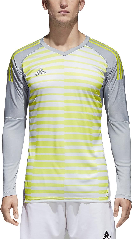 Amazon.com: adidas AdiPro 18 - Camiseta de portero: Clothing