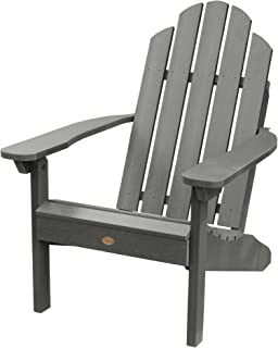 product image for Highwood AD-CLAS1-CGE Classic Westport Adirondack Chair, Coastal Teak