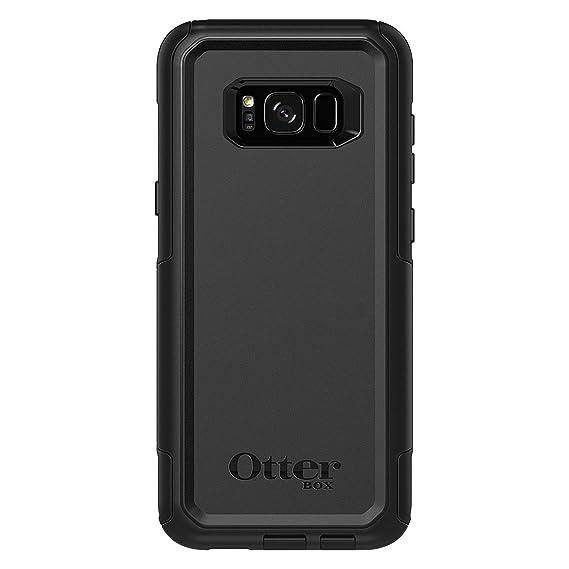 hot sale online 9d5a7 2d08b OtterBox Commuter Series Case for Galaxy S8+ PLUS (Renewed) (Black)
