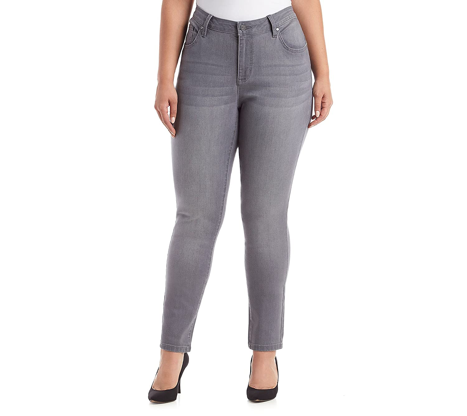 Earl Jean Plus Size Skinny Stretch Denim Jeans