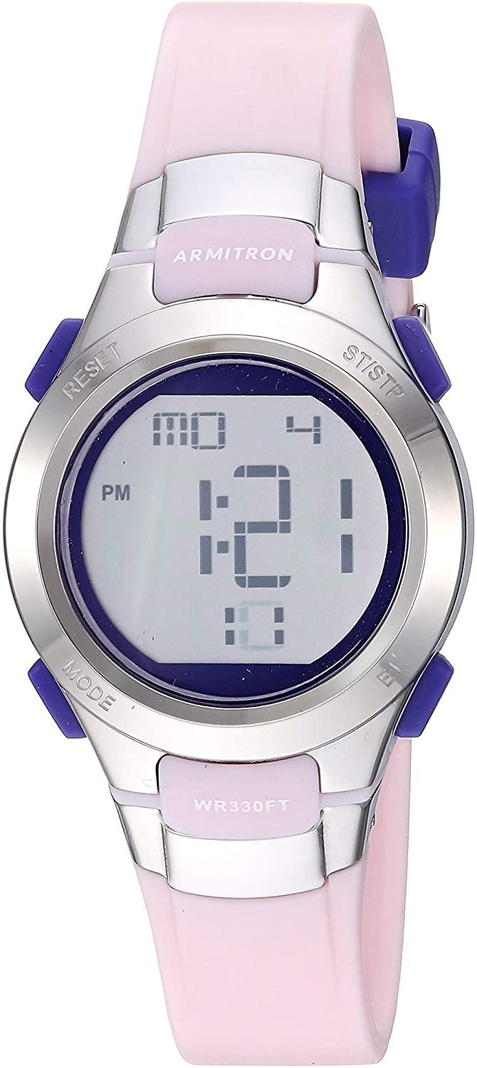 Armitron Sport Women's 45 7012 Digital Chronograph Watch