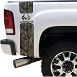 RealTree Camo Graphics Camo Truck Bed Bands