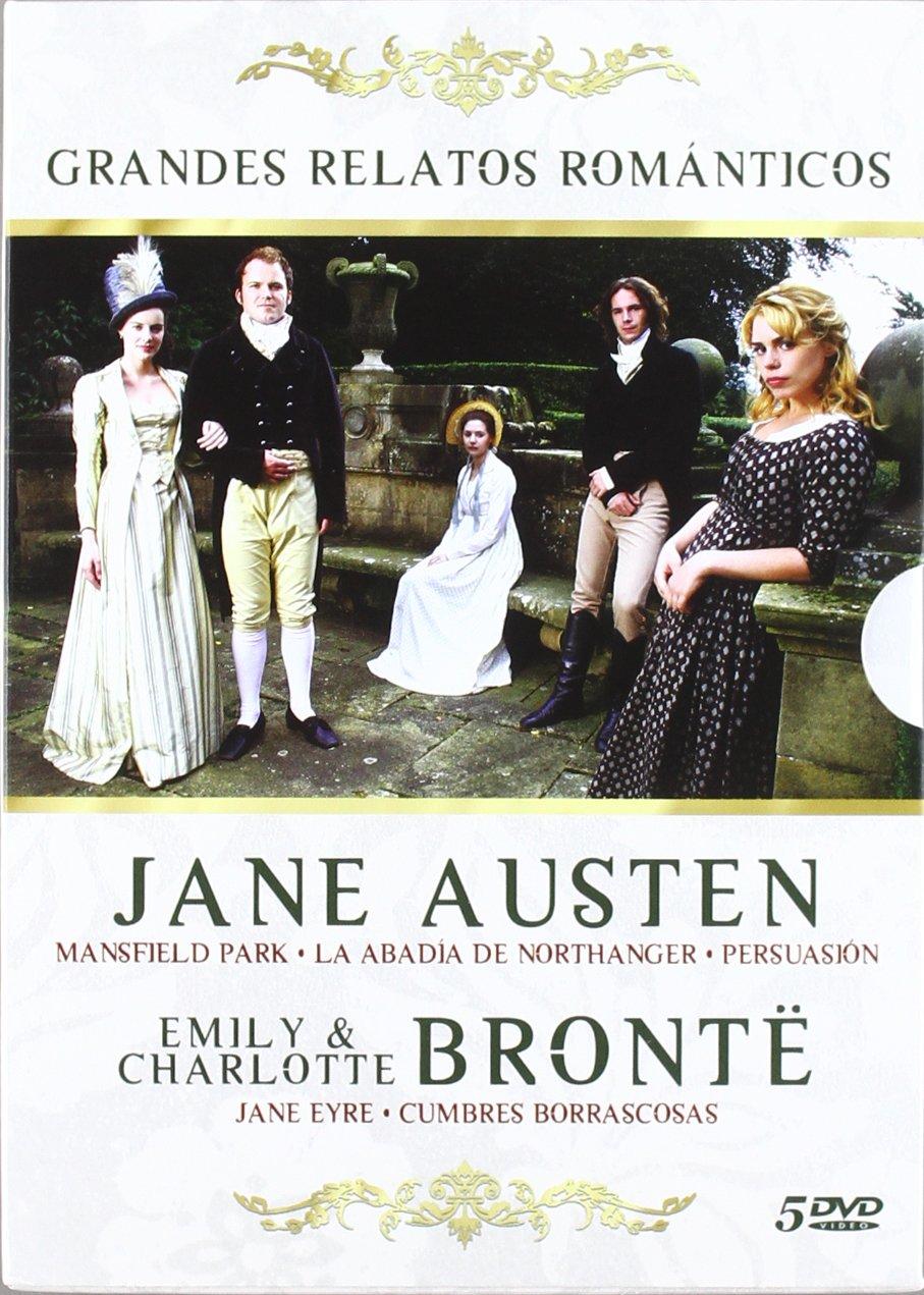 Pack Grandes relatos románticos [DVD]: Amazon.es: Varios: Cine y Series TV
