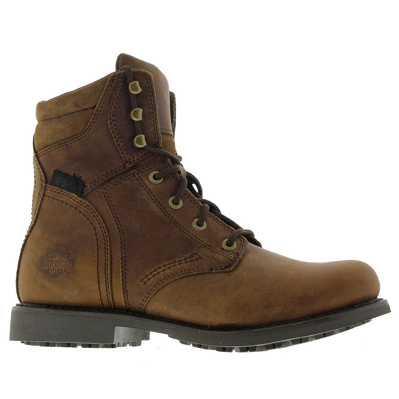 61b4dd263 Harley Davidson - Botas para Hombre Marrón marrón  Amazon.es  Zapatos y  complementos