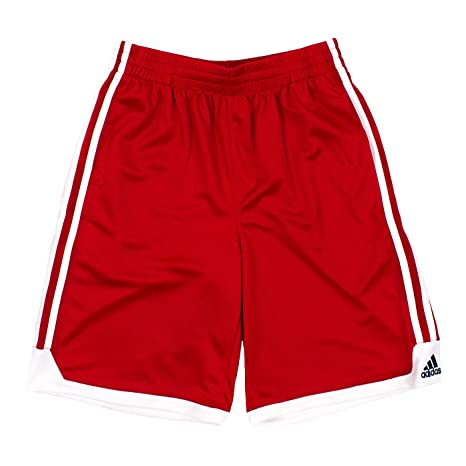 Amazon.com : Adidas Boys Athletic Basketball Shorts : Basketball ...
